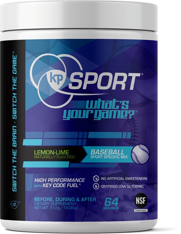 KP Sport Product label design by SAVIAN